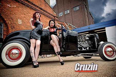 Rayna Terror and Fae Raven - Cruzin'