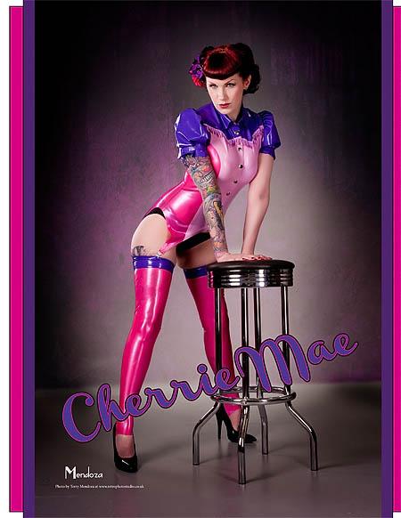 Striptease - Cherrie Mae